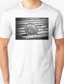 Scallop Shell and Timber T-Shirt