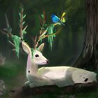 Forest Spirit by owlapin