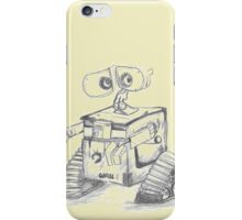 Wall-e iPhone Case/Skin