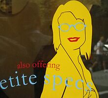 Petite Spectacles by Betty Mackey