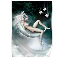 Moon Cradle Poster