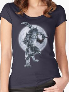 Lycan Knight Women's Fitted Scoop T-Shirt