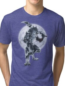 Lycan Knight Tri-blend T-Shirt
