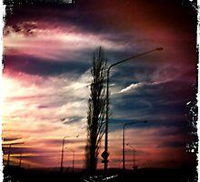 Industrial Storm by Kerryn Benbow