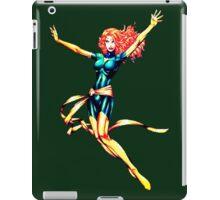 Pixelated Jean Grey (Phoenix) iPad Case/Skin