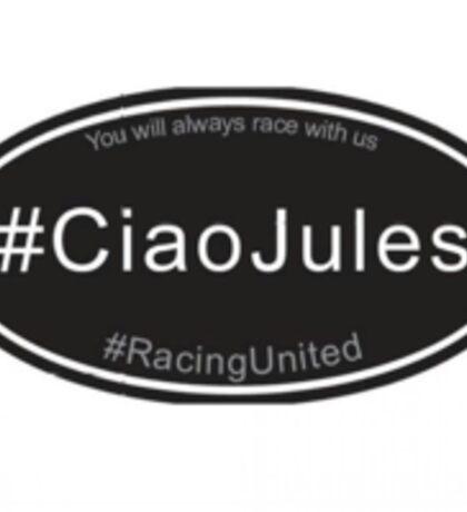 #CiaoJules  Sticker