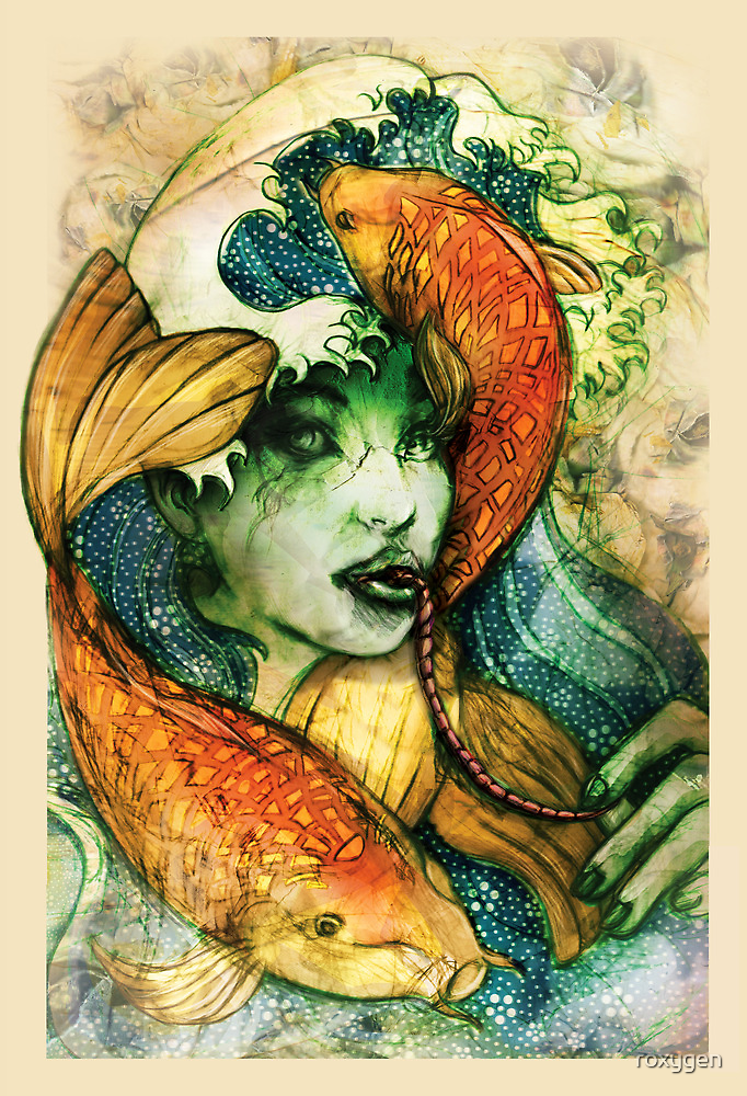 The Pisces by roxygen