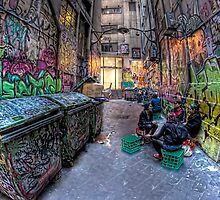 The Meeting Place • Melbourne • Australia by William Bullimore