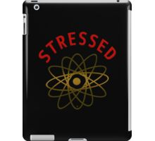 The Universal Stress Factor iPad Case/Skin