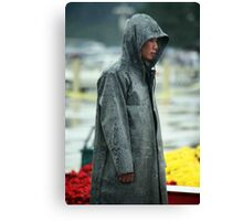 Red Army Soldier Canvas Print