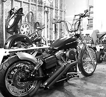 Street Bob Mods by crooky