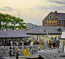 Chart House at Long Wharf - Boston  *featured by Jack McCabe