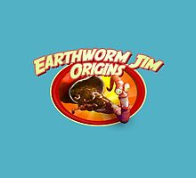 earthworm jim origin by lofton