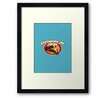 earthworm jim origin Framed Print