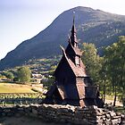 Viking Church by Jay Stockhaus