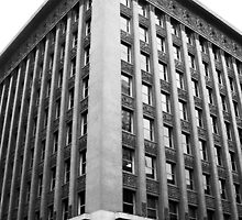 Wainwright Building 1, St. Louis, Louis Sullivan by Crystal Clyburn