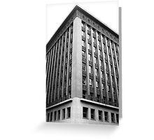 Wainwright Building 1, St. Louis, Louis Sullivan Greeting Card