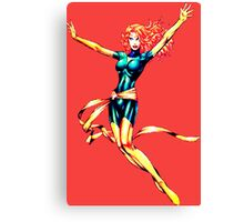 Jean Grey Phoenix II Canvas Print