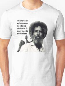 Abbey on Wilderness T-Shirt