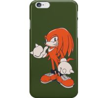 Minimalist Modern Knuckles iPhone Case/Skin