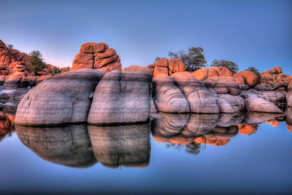 Rock Study 1 by Bob Larson