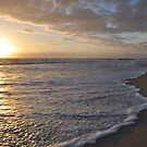 Morning at the beach by spiritoflife