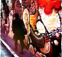 Street Art by Kerryn Benbow