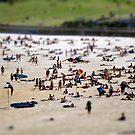 Bondi Beach Sydney Australia by Raoul Isidro