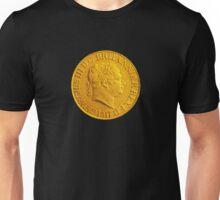 Gold Coin Unisex T-Shirt