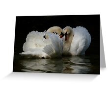 Love Story Greeting Card