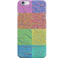 Deep Dreaming of a Color World iPhone Case/Skin