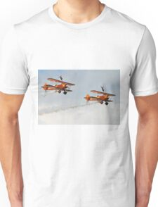 Breitling Wing Walking display Unisex T-Shirt