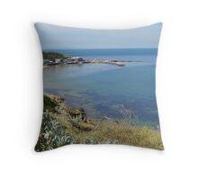 Half Moon Bay - Black Rock - Victoria - Australia Throw Pillow