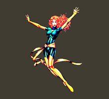 Pixelated Jean Grey (Phoenix) Unisex T-Shirt