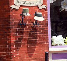 Jonesborough, Tennessee - Wedding Shop by Frank Romeo