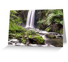 The Beauty of Hopetoun Falls  Greeting Card