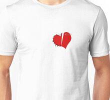 El hogar es donde está el corazón Unisex T-Shirt