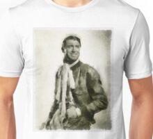Cary Grant by John Springfield Unisex T-Shirt