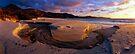 Waterloo Bay (drum scan) by Travis Easton