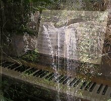 Love Song of the Waterfall by Virginia McGowan