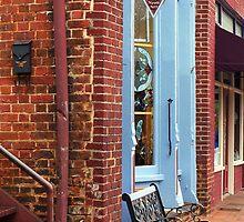 Jonesborough, Tennessee Main Street by Frank Romeo