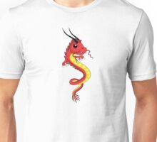 Asian-style Dragon Unisex T-Shirt