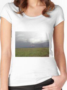 Donegal Fire Cracker  (Ireland) Women's Fitted Scoop T-Shirt