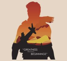 Greatness from small beginnings by thehappyiceman7