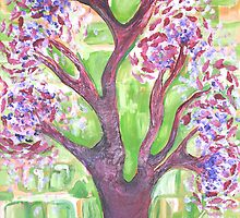 TREE OF LIFE by whittyart
