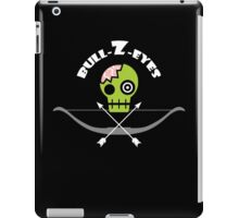 Bull-Z-eyes Club iPad Case/Skin