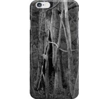 Scary Trees- Wotton Scrub Creek iPhone Case/Skin