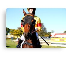 2010 grafton races  Canvas Print