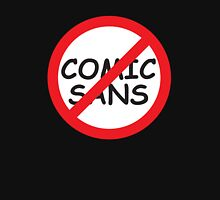 Boycott / Just Say No To Comic Sans Unisex T-Shirt