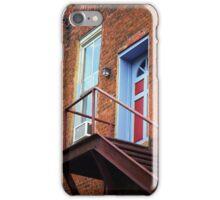 Jonesborough, Tenessee - Upstairs Neighbors iPhone Case/Skin